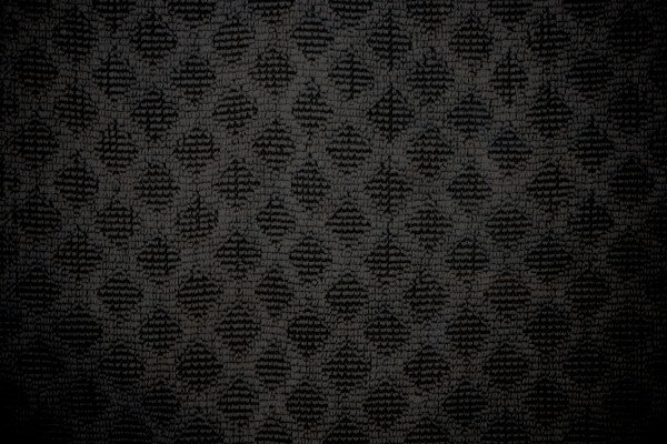 Black Dish Towel with Diamond Pattern Texture - Free High Resolution Photo