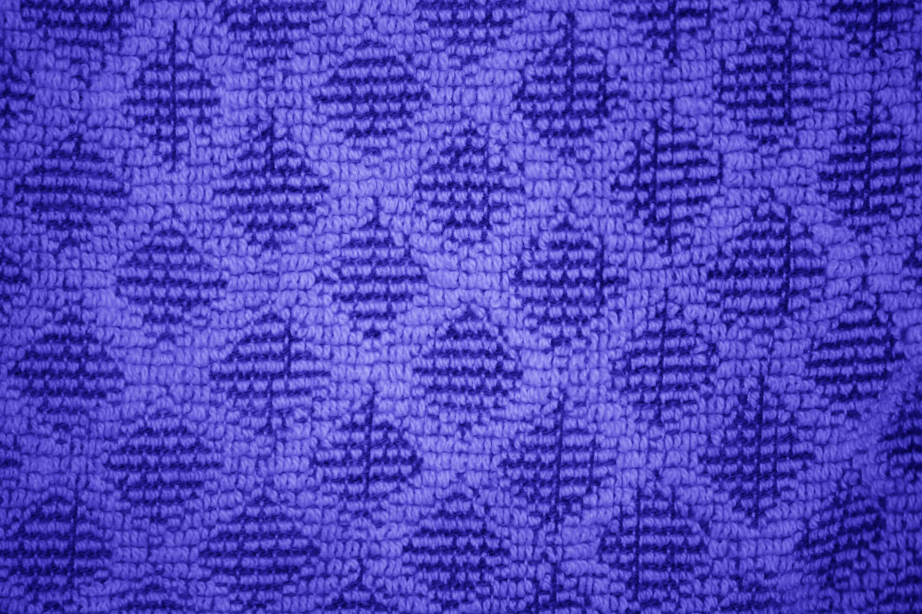 Blue Dish Towel with Diamond Pattern Close Up Texture Picture | Free ...