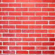 Bright Red Brick Wall Texture - Free High Resolution Photo