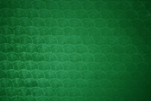 Forest Green Circle Patterned Plastic Texture - Free High Resolution Photo