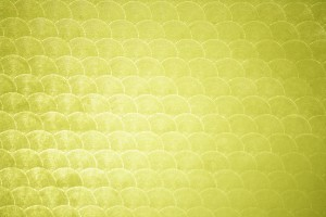 Gold Circle Patterned Plastic Texture - Free High Resolution Photo