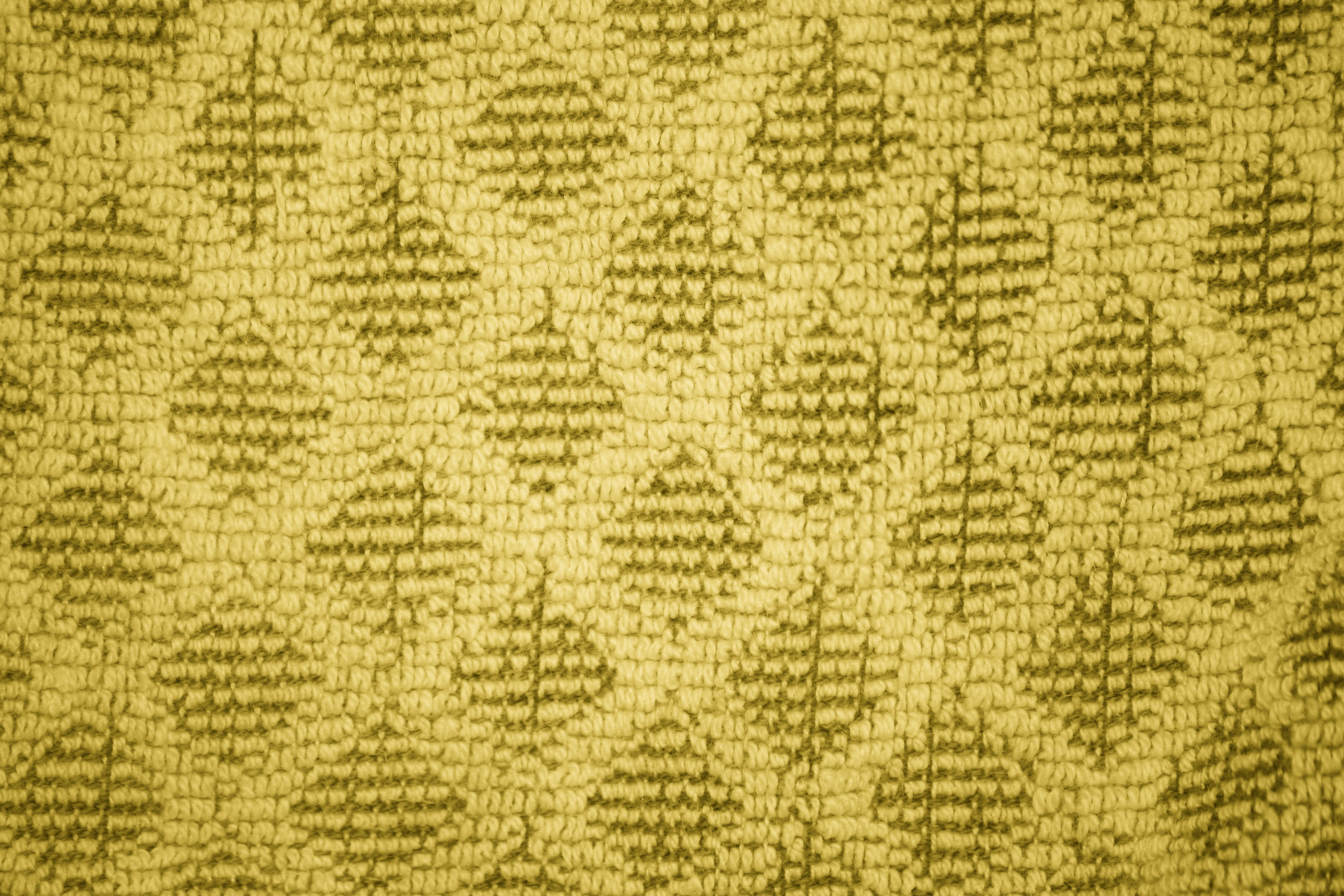 Gold Dish Towel with Diamond Pattern Close Up Texture Picture | Free ...