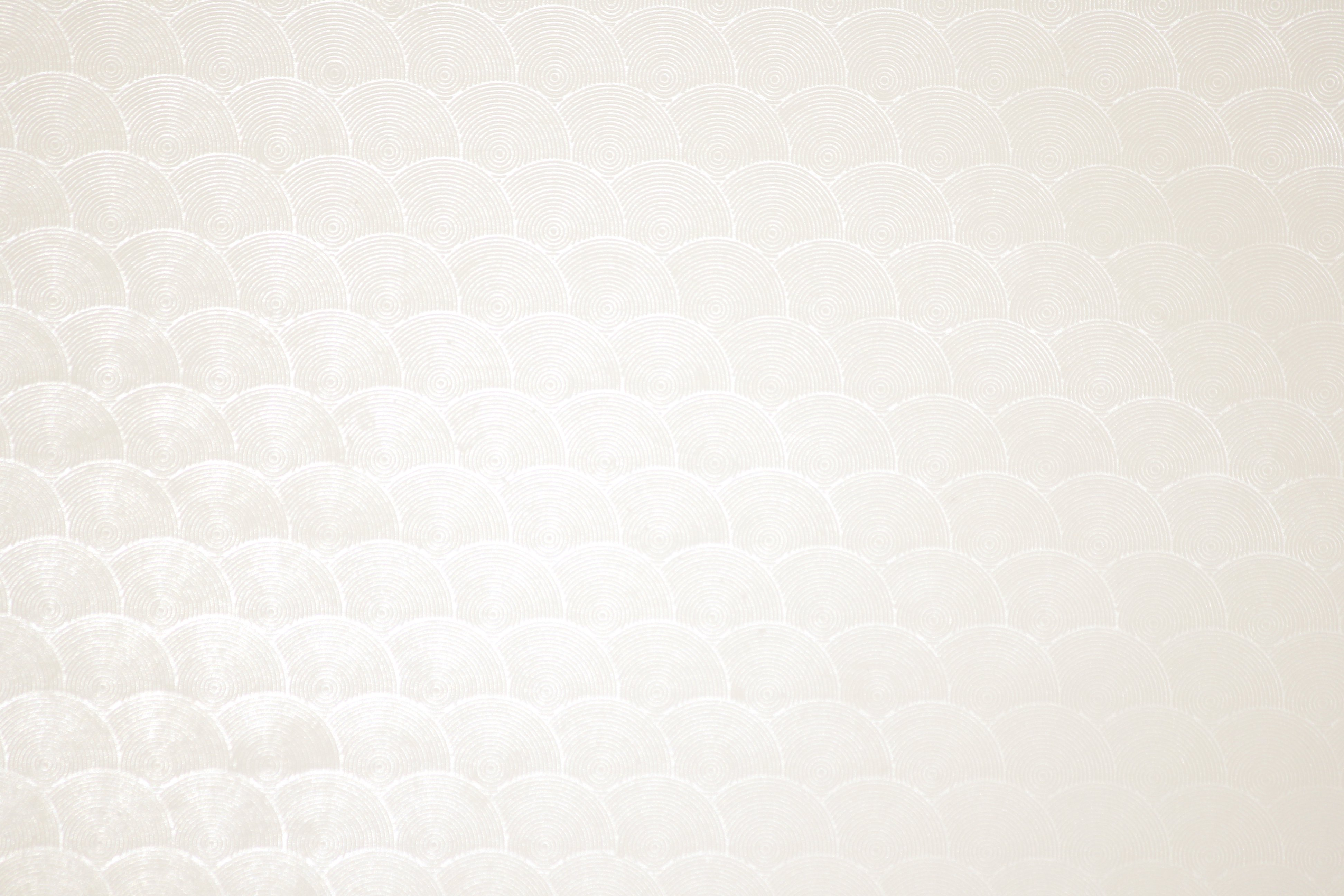 Ivory or Off White Circle Patterned Plastic Texture ...