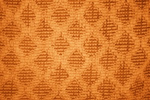 Orange Dish Towel with Diamond Pattern Close Up Texture - Free High Resolution Photo