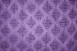 Purple Dish Towel with Diamond Pattern Close Up Texture - Free High Resolution Photo