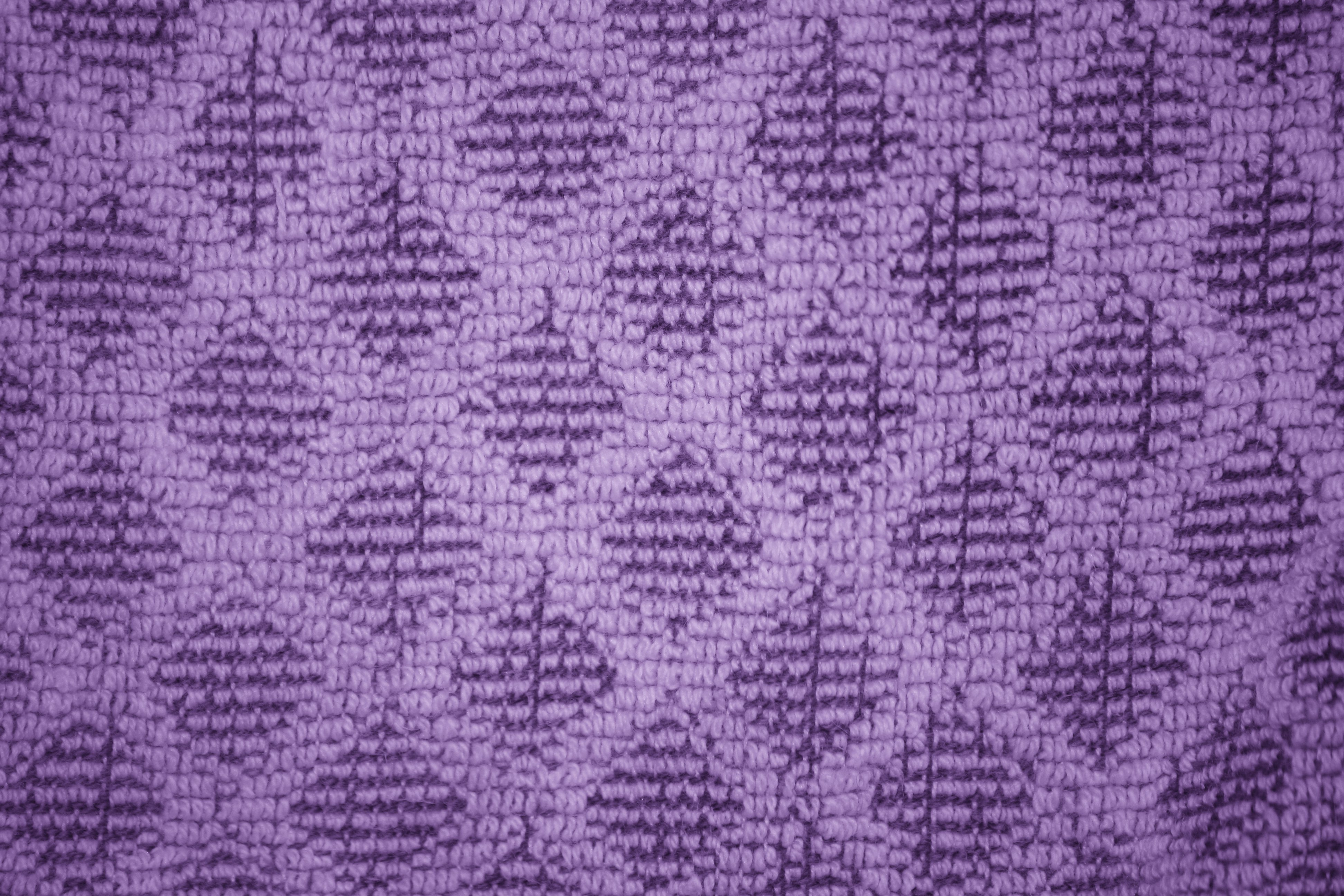 Purple Dish Towel with Diamond Pattern Close Up Texture Picture ...
