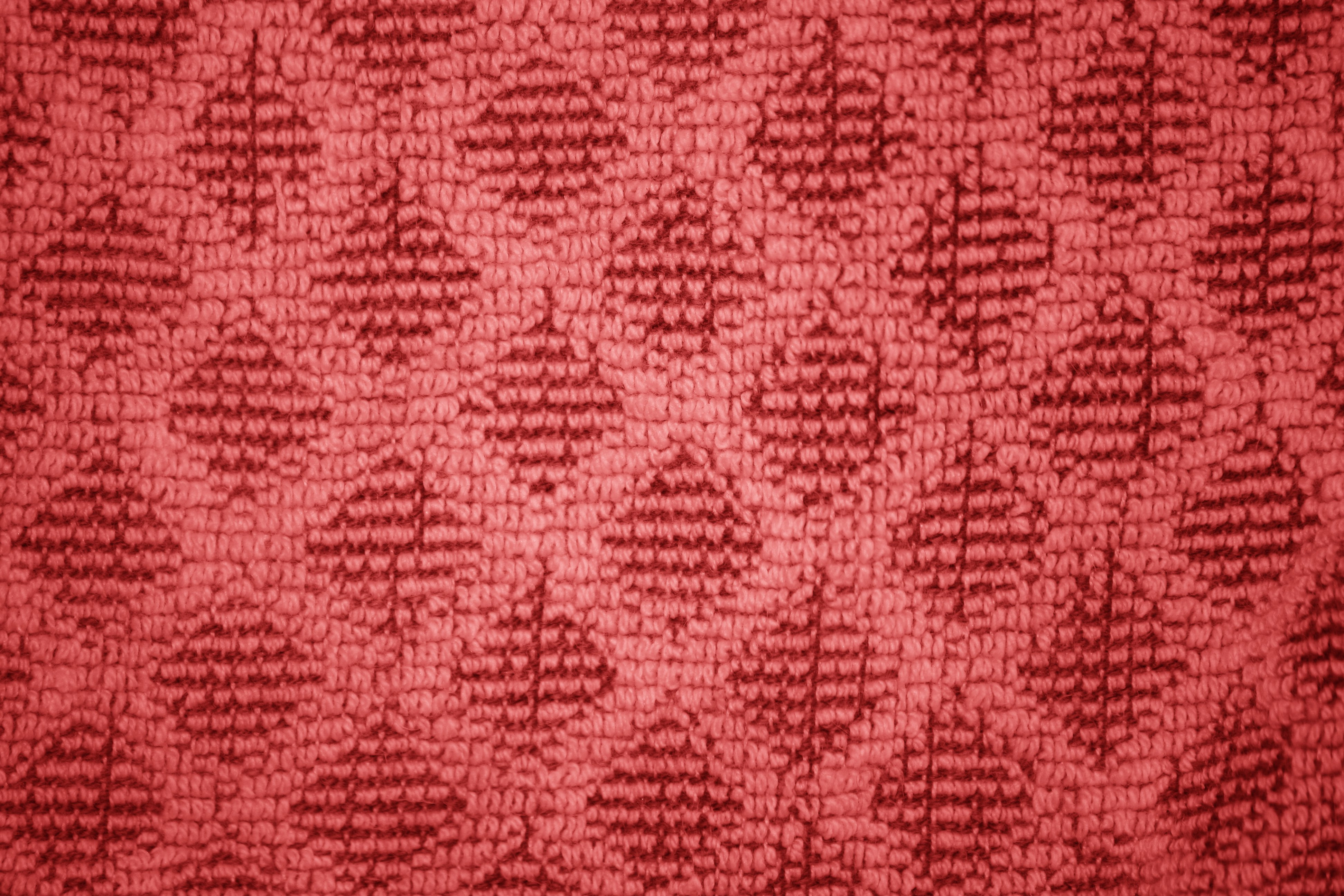 Red Dish Towel with Diamond Pattern Close Up Texture Picture | Free ...