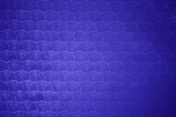 Royal Blue Circle Patterned Plastic Texture - Free High Resolution Photo