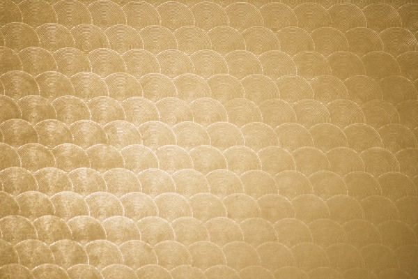 Tan Circle Patterned Plastic Texture - Free High Resolution Photo