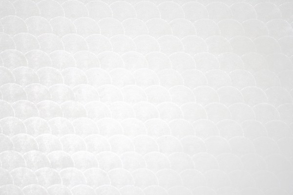 White Circle Patterned Plastic Texture Picture Free