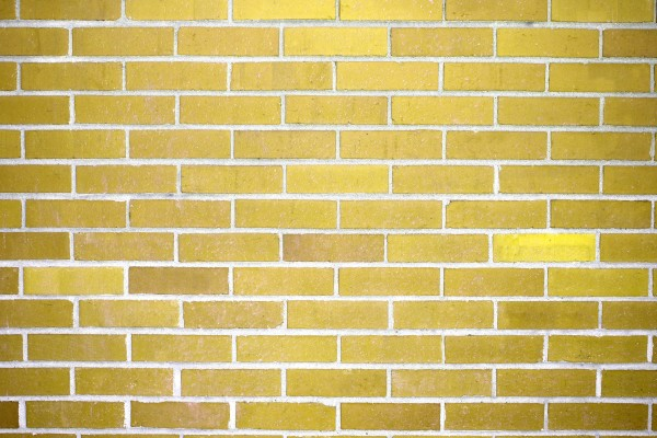 Yellow Brick Wall Texture - Free High Resolution Photo