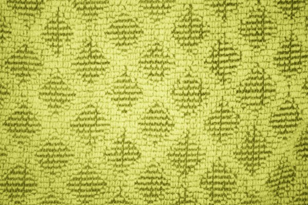 Yellow Dish Towel with Diamond Pattern Close Up Texture - Free High Resolution Photo