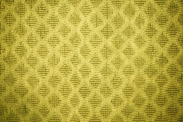 Yellow Dish Towel with Diamond Pattern Texture - Free High Resolution Photo