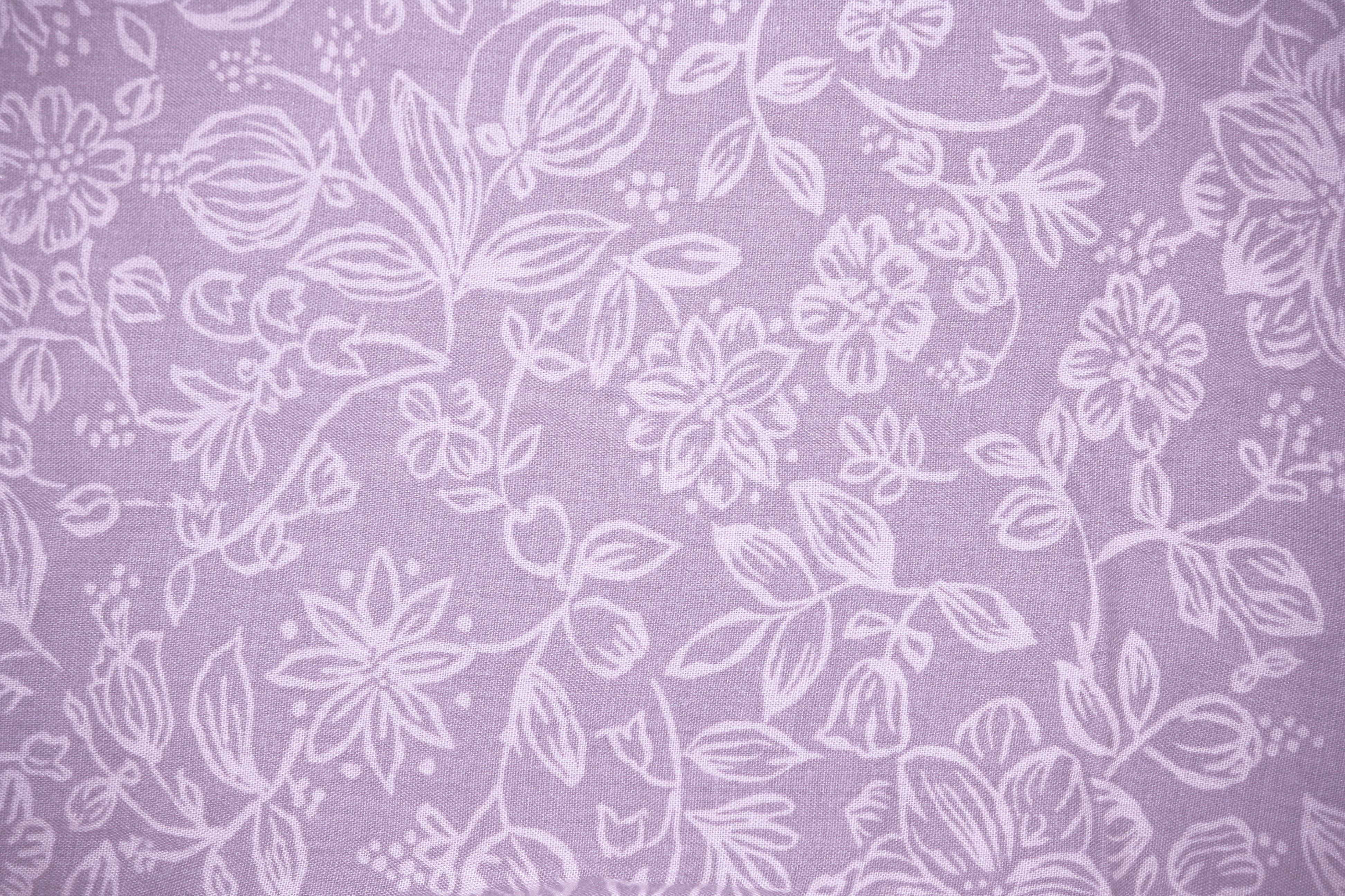 Purple vintage floral pattern - photo#17