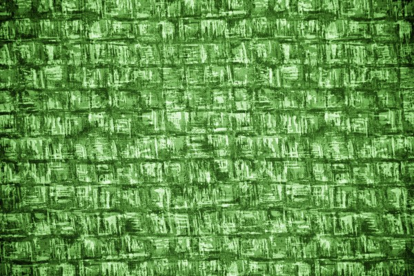Green Abstract Squares Fabric Texture - Free High Resolution Photo
