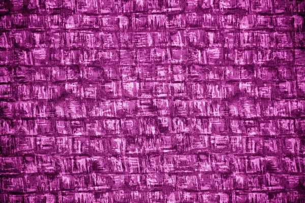 Magenta Abstract Squares Fabric Texture - Free High Resolution Photo