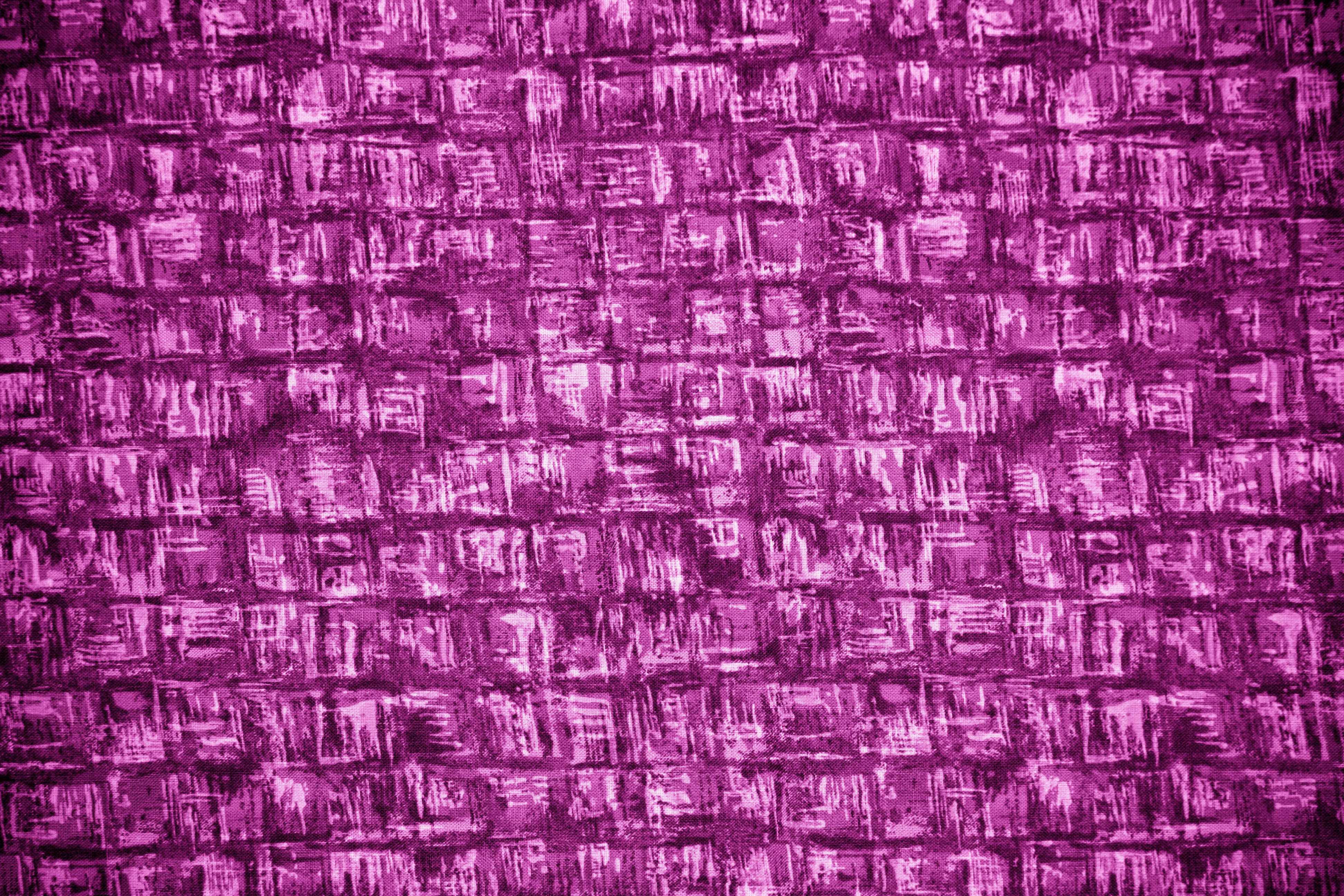 Pink fabric texture free high resolution photo dimensions 3888 - Magenta Abstract Squares Fabric Texture