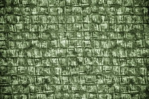 Olive Green Abstract Squares Fabric Texture - Free High Resolution Photo