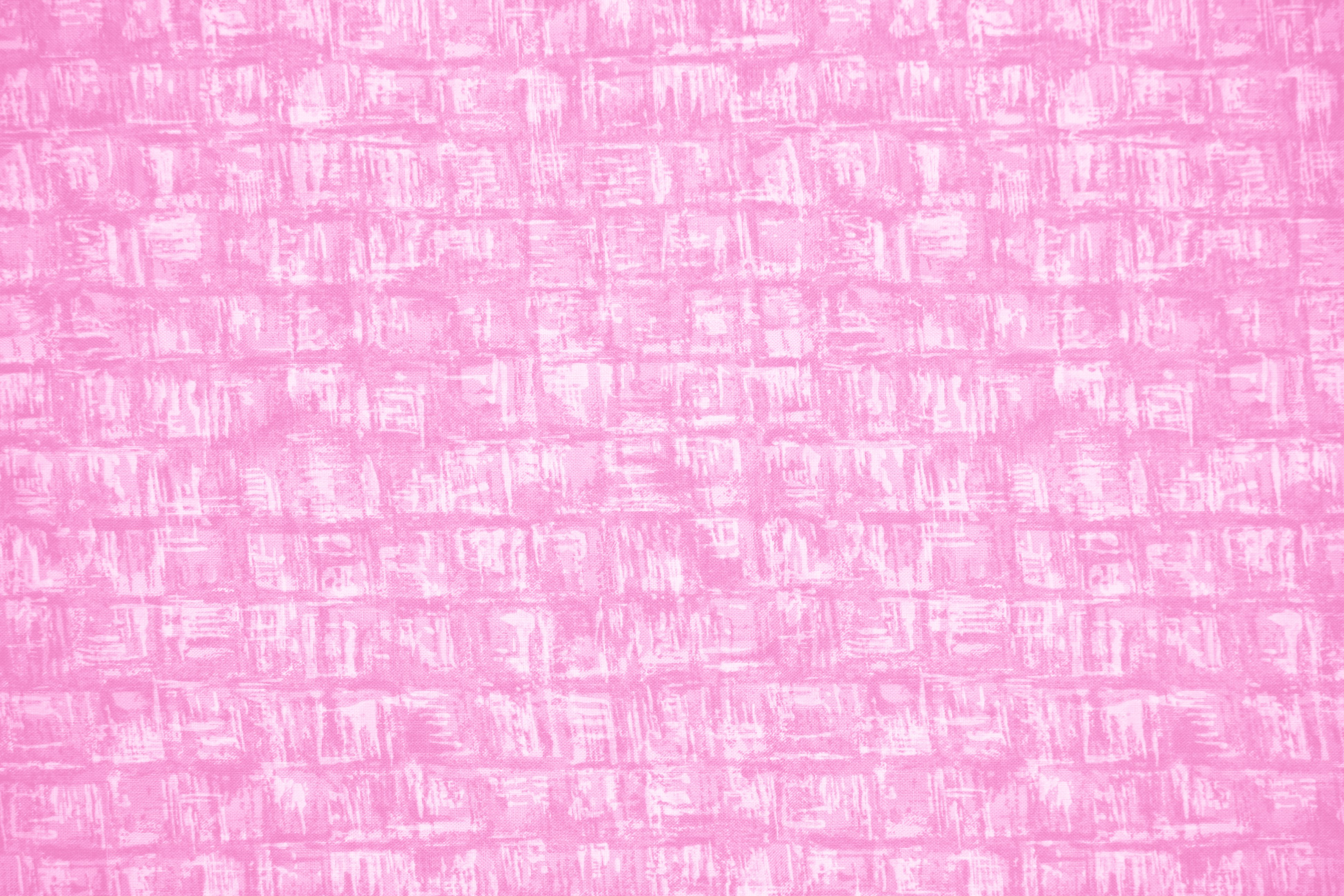 Pink fabric texture free high resolution photo dimensions 3888 - Pink Abstract Squares Fabric Texture