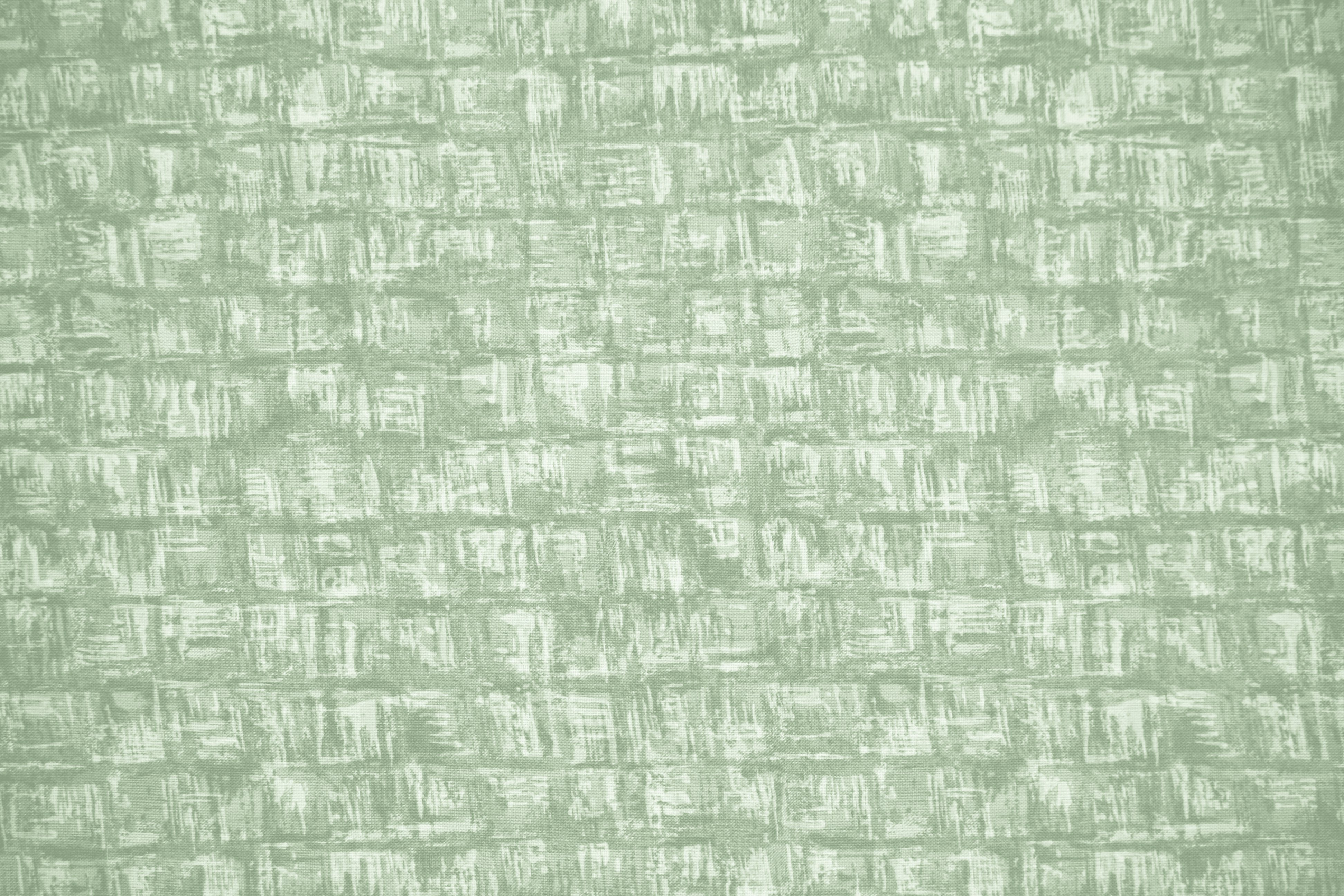 Sage Green Abstract Squares Fabric Texture Picture Free Photograph Photos Public Domain