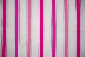 Striped Fabric Texture Pink on White - Free High Resolution Photo