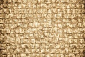 Tan Abstract Squares Fabric Texture - Free High Resolution Photo