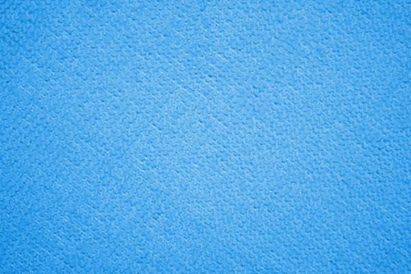 Azure Blue Microfiber Cloth Fabric Texture - Free High Resolution Photo