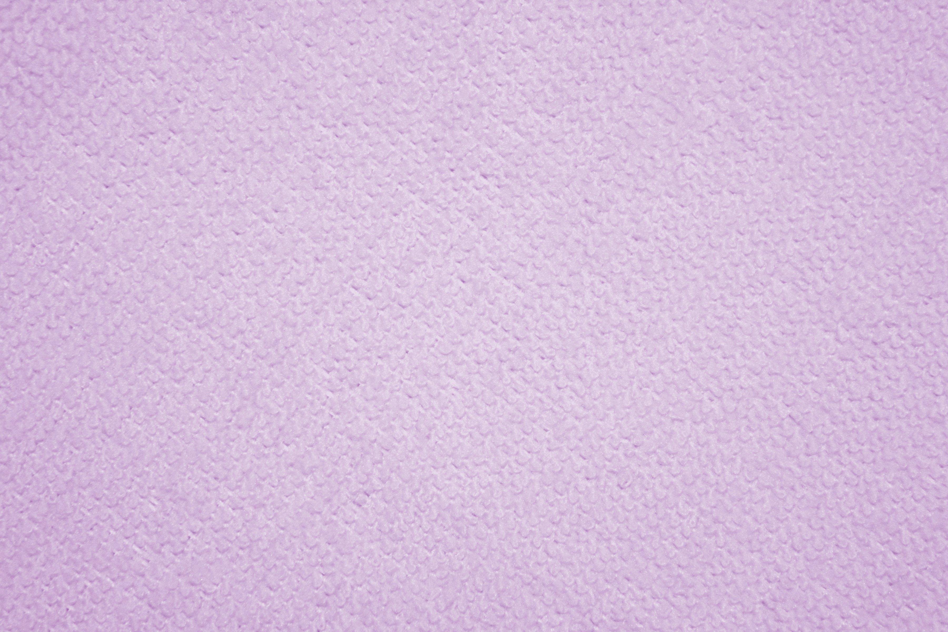 Off White Plastic Texture Dusty Purple Microfibe...