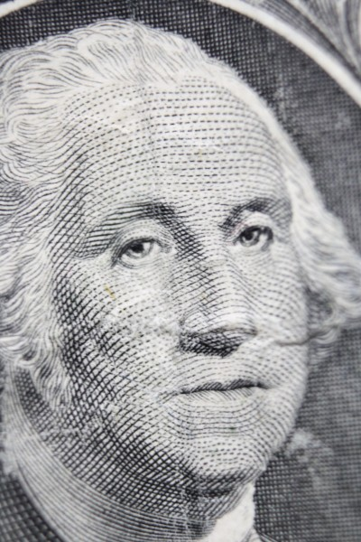 George Washington Dollar Bill Macro Picture Free