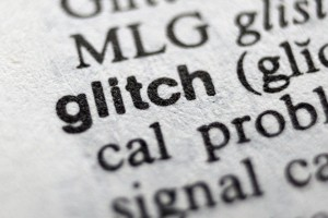 Glitch - Free High Resolution Photo of the Word Glitch