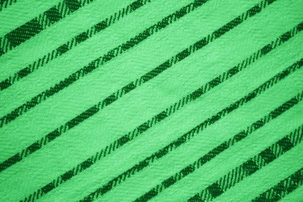 Green Diagonal Stripes Fabric Texture - Free High Resolution Photo