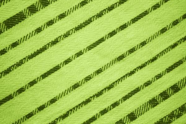 Lime Green Diagonal Stripes Fabric Texture - Free High Resolution Photo