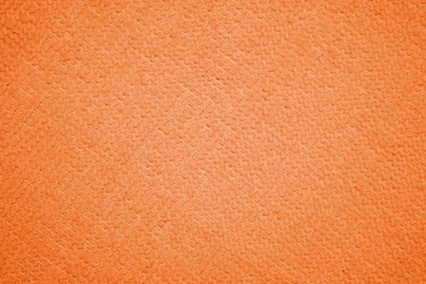 Orange Microfiber Cloth Fabric Texture - Free High Resolution Photo