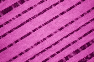 Pink Diagonal Stripes Fabric Texture - Free High Resolution Photo