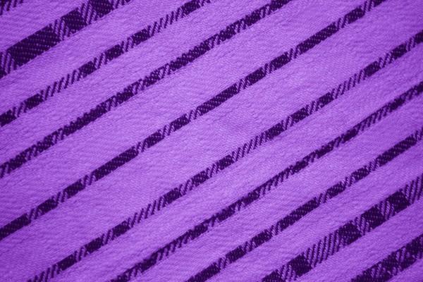 Purple Diagonal Stripes Fabric Texture - Free High Resolution Photo