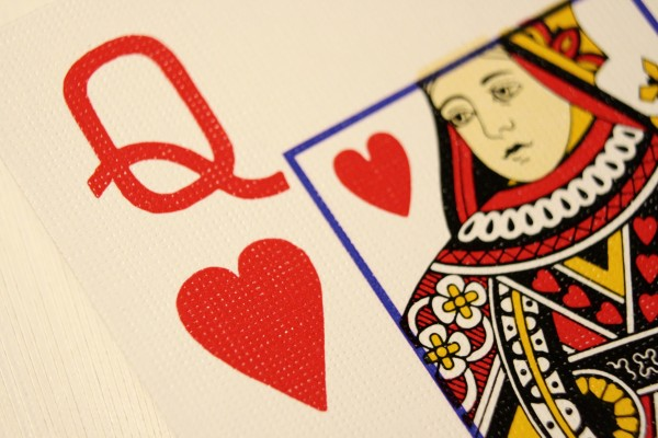 Queen of Hearts - Free High Resolution Photo