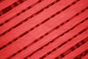 Red Diagonal Stripes Fabric Texture - Free High Resolution Photo