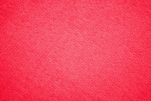 Red Microfiber Cloth Fabric Texture - Free High Resolution Photo