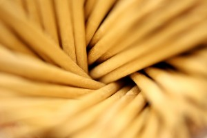 Toothpick Spiral Macro - Free High Resolution Photo