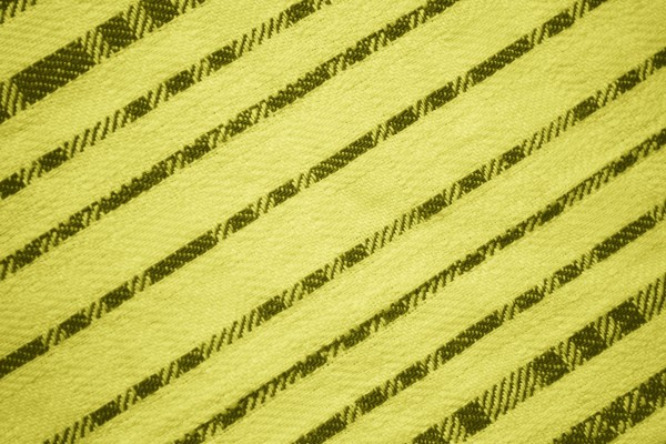 Yellow Diagonal Stripes Fabric Texture - Free High Resolution Photo