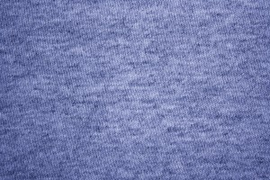Blue Heather Knit T-Shirt Fabric Texture - Free High Resolution Photo