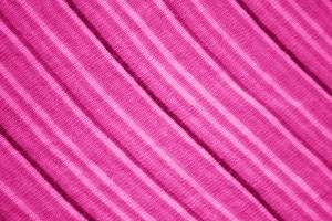 Diagonally Striped Hot Pink Knit Fabric Texture - Free High Resolution Photo