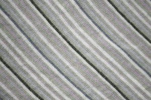 Diagonally Striped Knit Fabric Texture - Sage Green and Heather - Free High Resolution Photo
