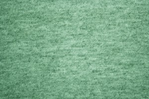 Green Heather Knit T-Shirt Fabric Texture - Free High Resolution Photo
