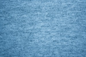 Light Blue Heather Knit T-Shirt Fabric Texture - Free High Resolution Photo