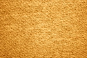 Marigold Knit T-Shirt Fabric Texture - Free High Resolution Photo