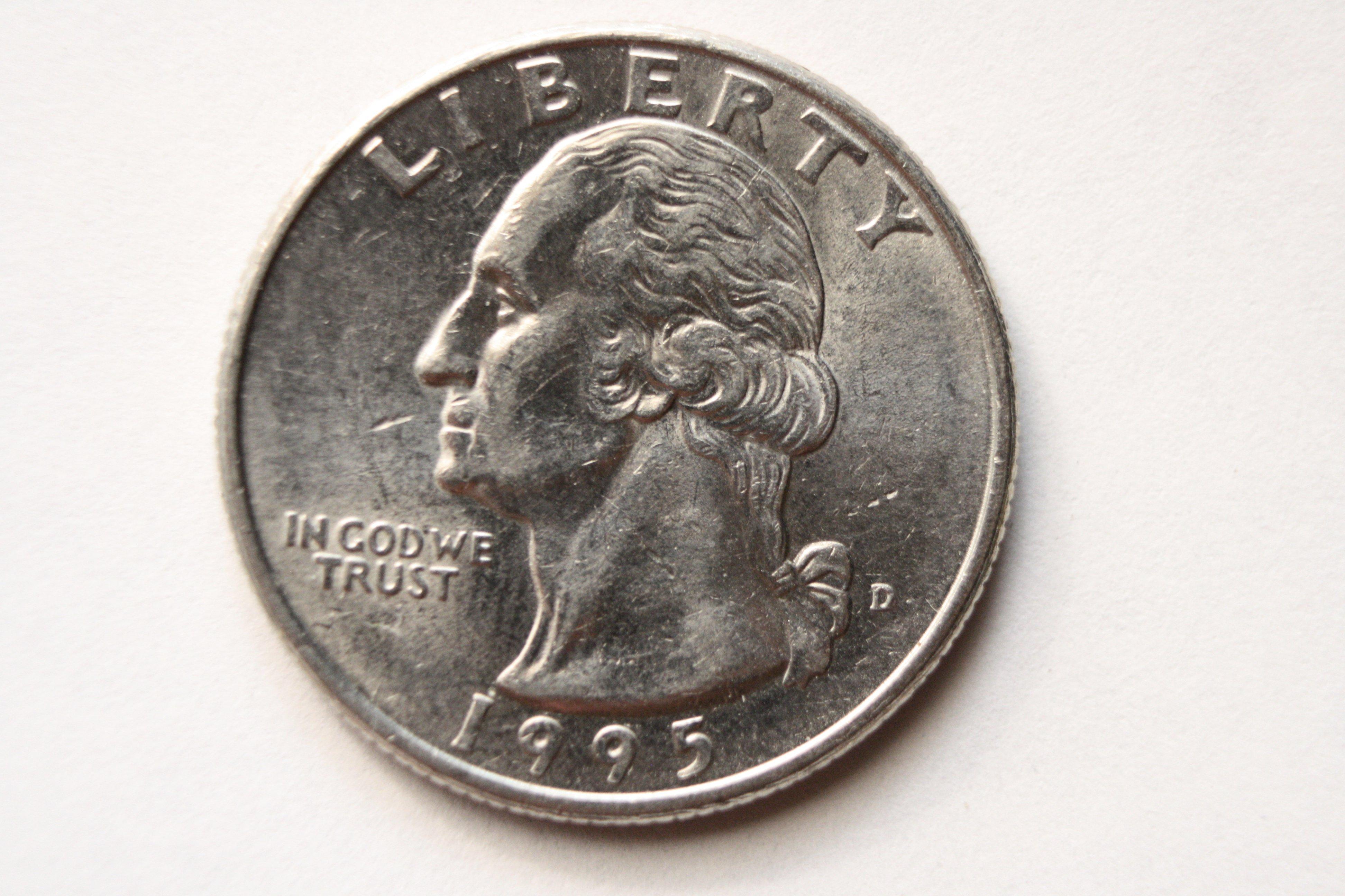 Quarter Coin | Car Interior Design Quarter