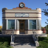 Vintage Art Deco Storefront - Free High Resolution Photo