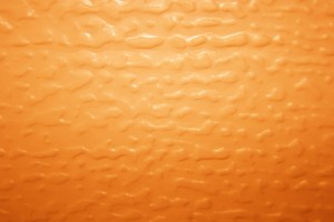 Orange Bumpy Plastic Texture - Free High Resolution Photo