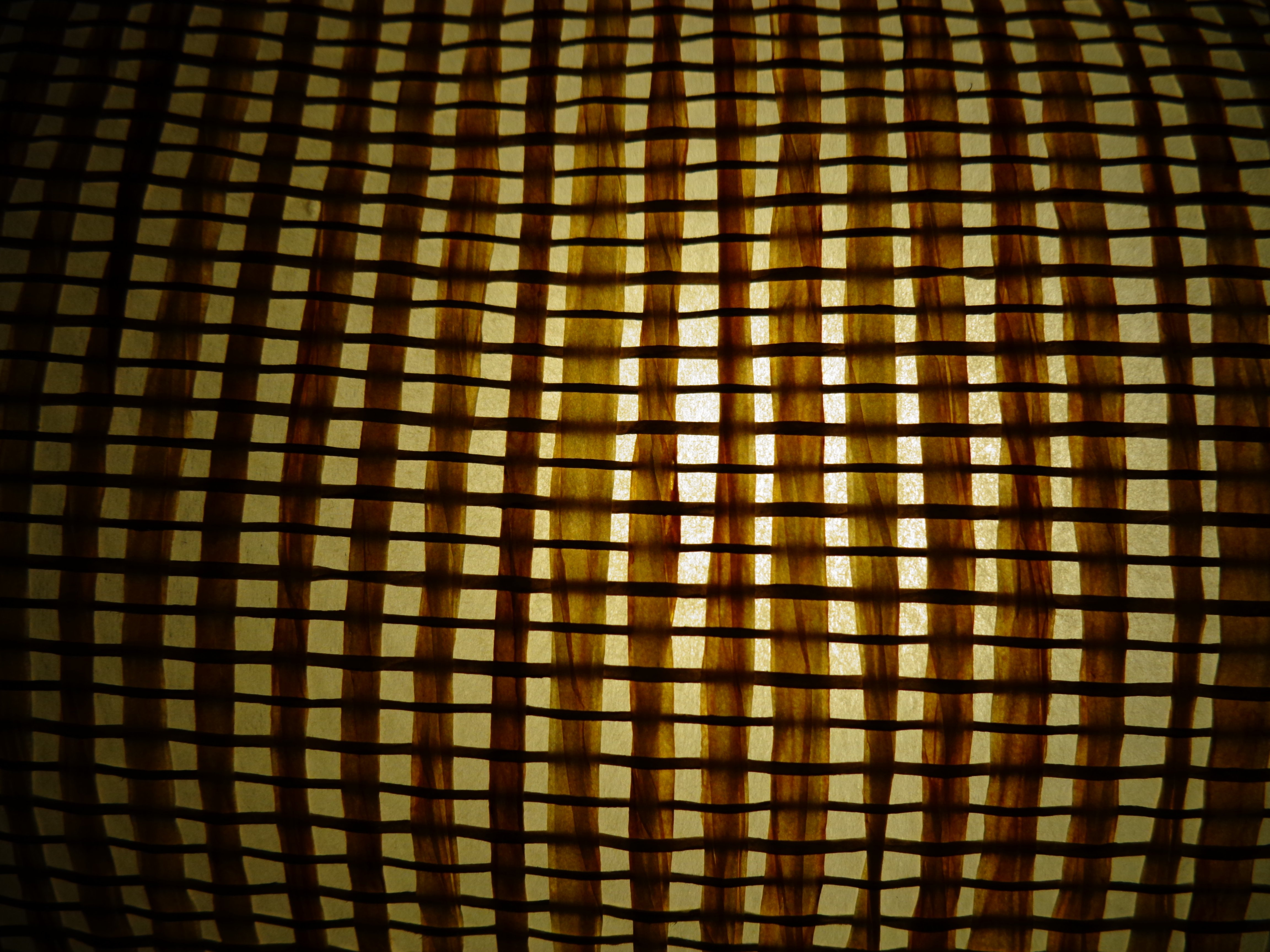 Woven Lampshade Close Up Texture Picture Free Photograph